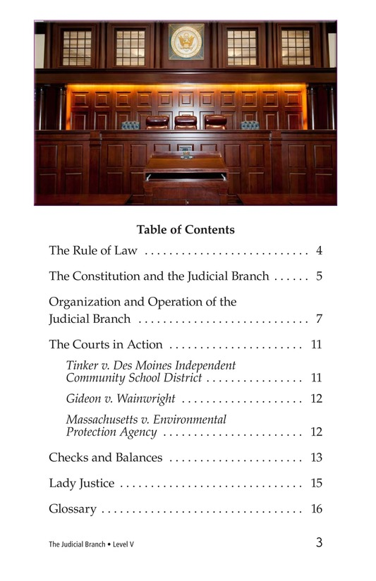 Book Preview For The Judicial Branch Page 3
