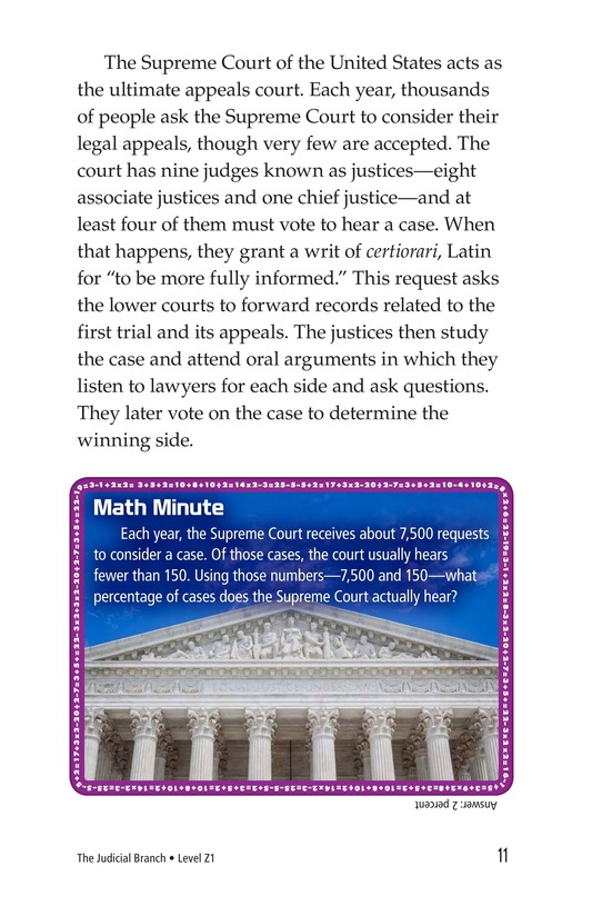 Book Preview For The Judicial Branch Page 11
