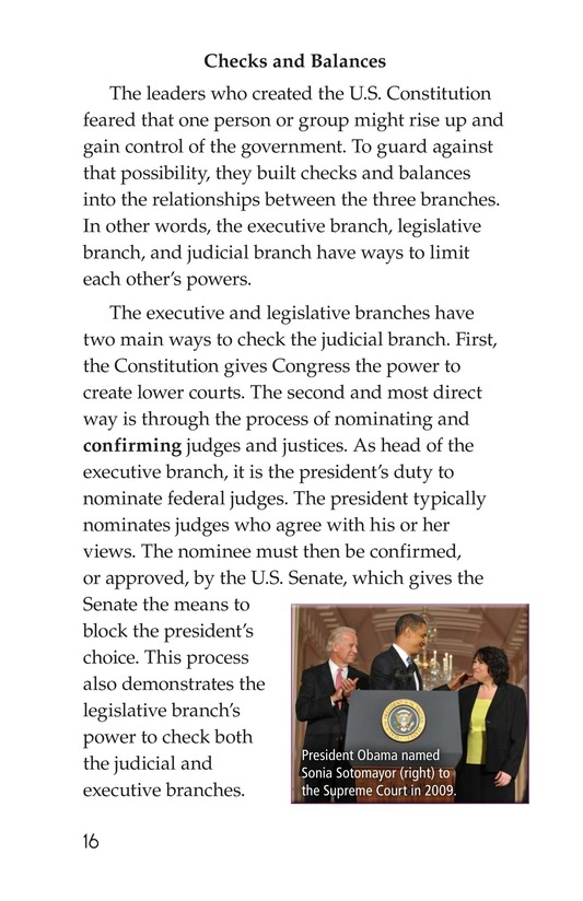 Book Preview For The Judicial Branch Page 16