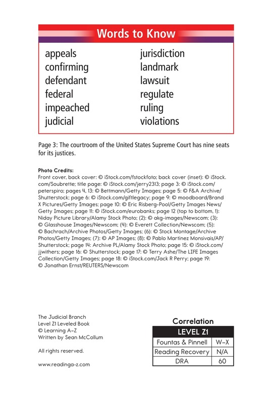 Book Preview For The Judicial Branch Page 2