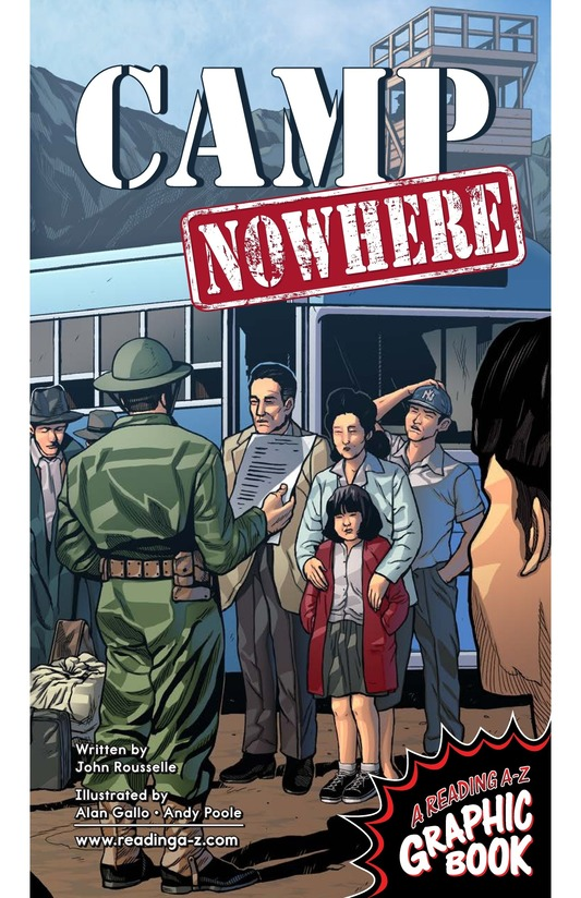 Book Preview For Camp Nowhere Page 1