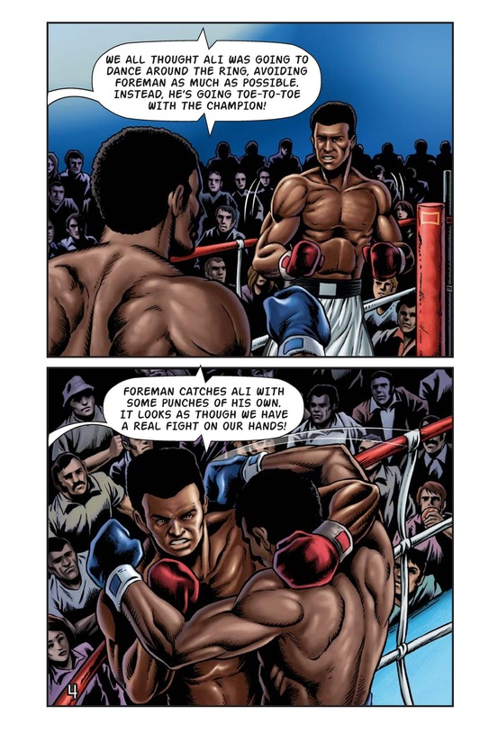Book Preview For The Rumble in the Jungle Page 5