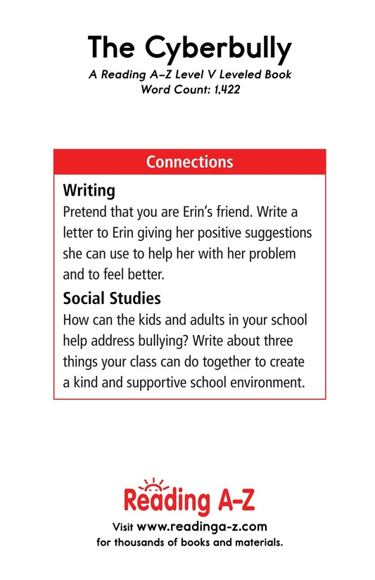Book Preview For The Cyberbully Page 17