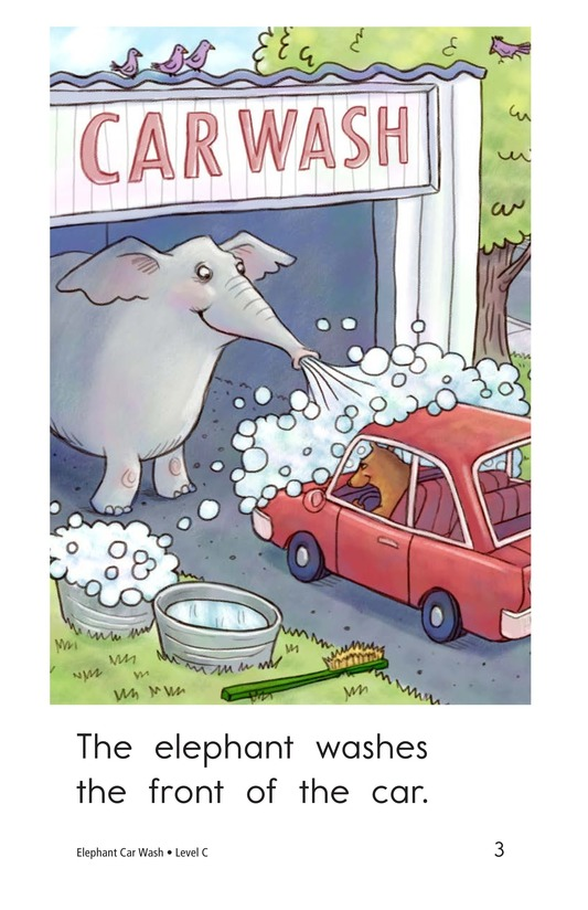 Book Preview For Elephant Car Wash Page 3