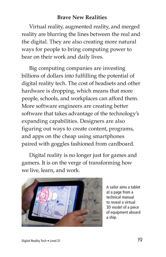 Book Preview For Digital Reality Tech Page 19