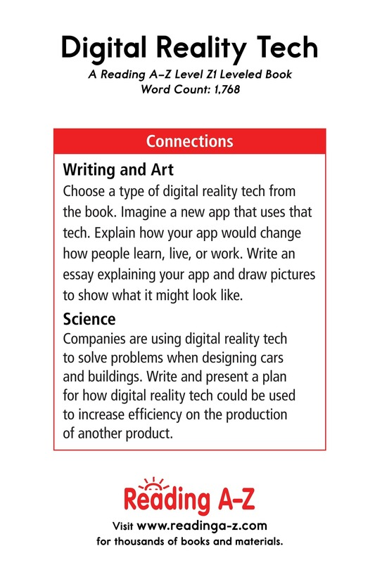 Book Preview For Digital Reality Tech Page 21