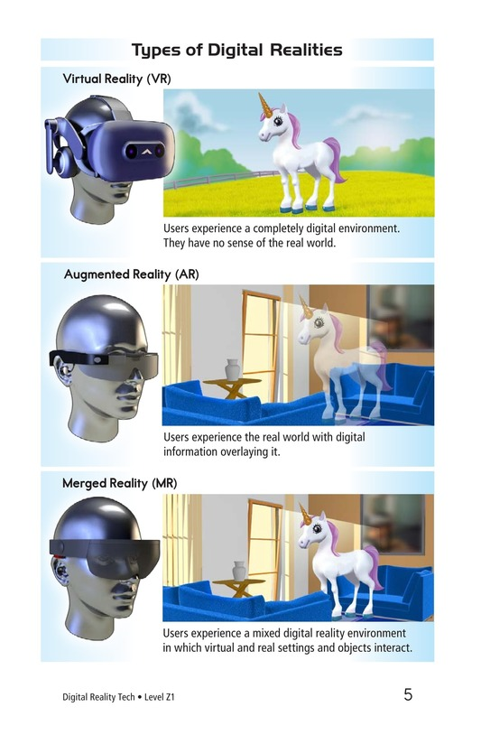 Book Preview For Digital Reality Tech Page 5