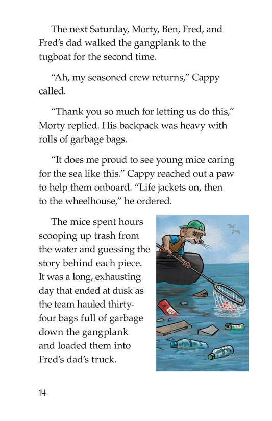 Book Preview For Morty and the Floating Rubbish Page 14