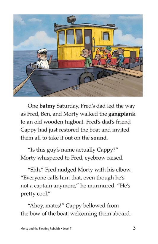 Book Preview For Morty and the Floating Rubbish Page 3