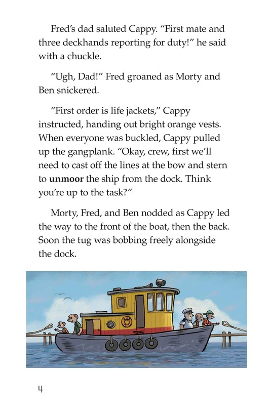 Book Preview For Morty and the Floating Rubbish Page 4