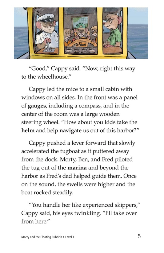 Book Preview For Morty and the Floating Rubbish Page 5