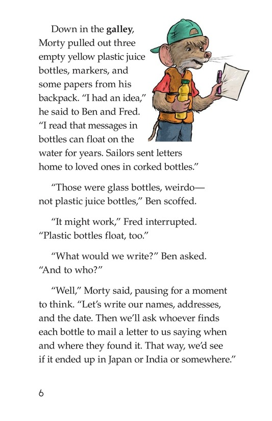 Book Preview For Morty and the Floating Rubbish Page 6