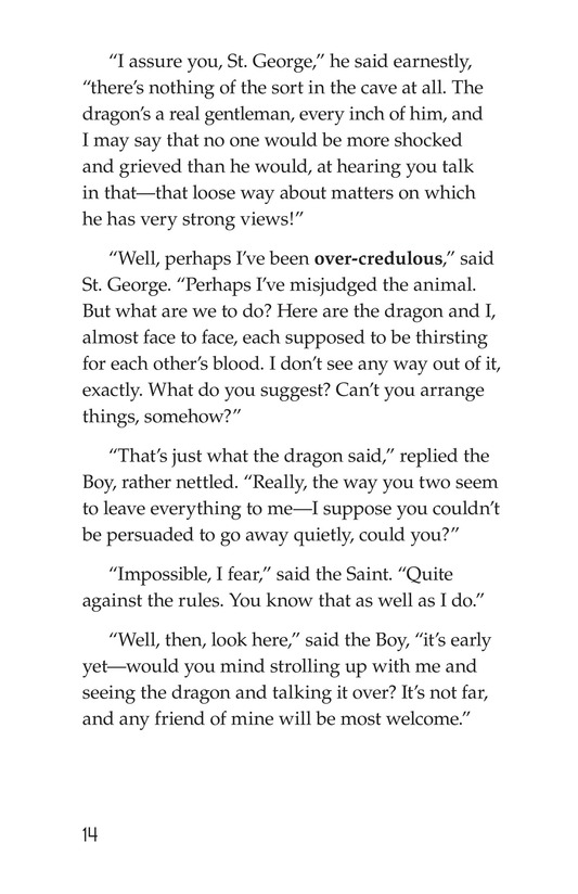 Book Preview For The Reluctant Dragon (Part 2) Page 14