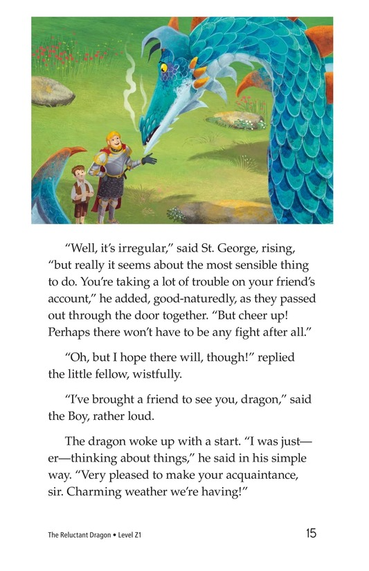 Book Preview For The Reluctant Dragon (Part 2) Page 15