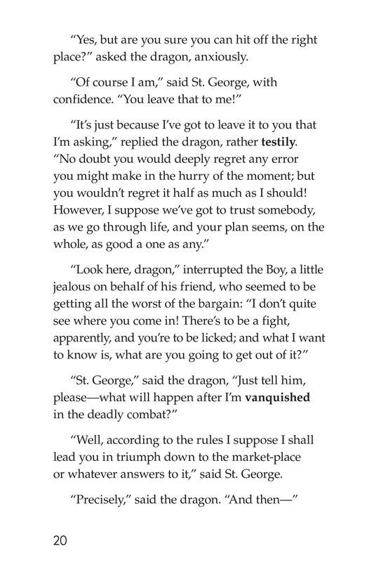 Book Preview For The Reluctant Dragon (Part 2) Page 20