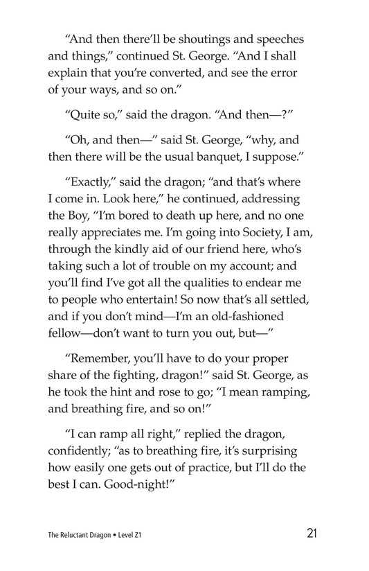 Book Preview For The Reluctant Dragon (Part 2) Page 21