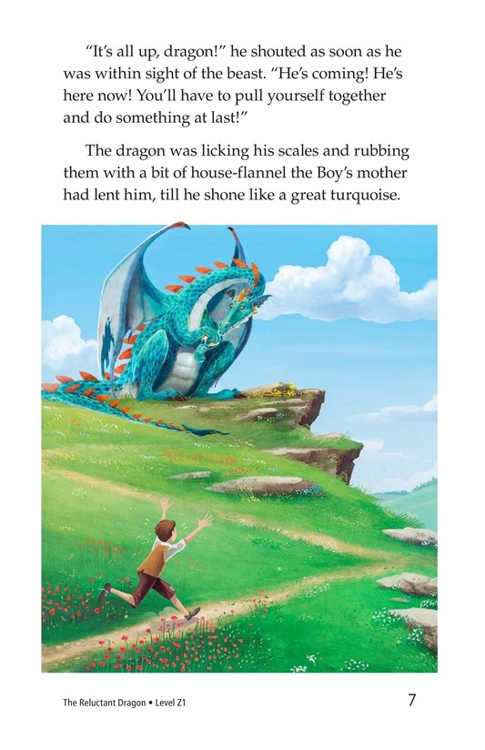 Book Preview For The Reluctant Dragon (Part 2) Page 7
