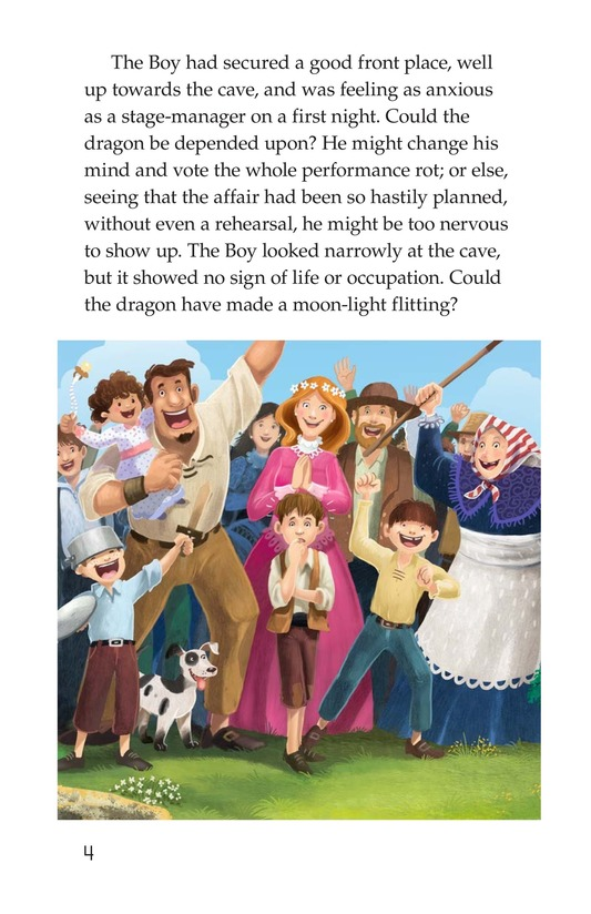 Book Preview For The Reluctant Dragon (Part 3) Page 4