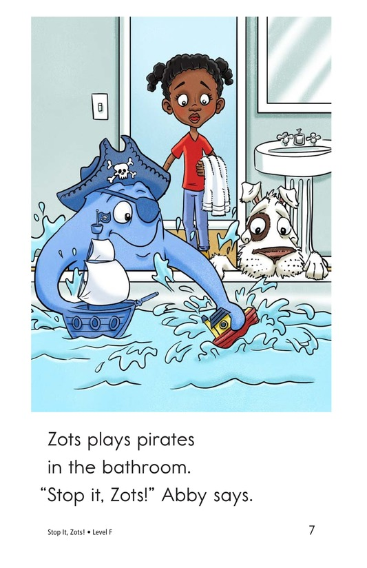 Book Preview For Stop It, Zots! Page 7