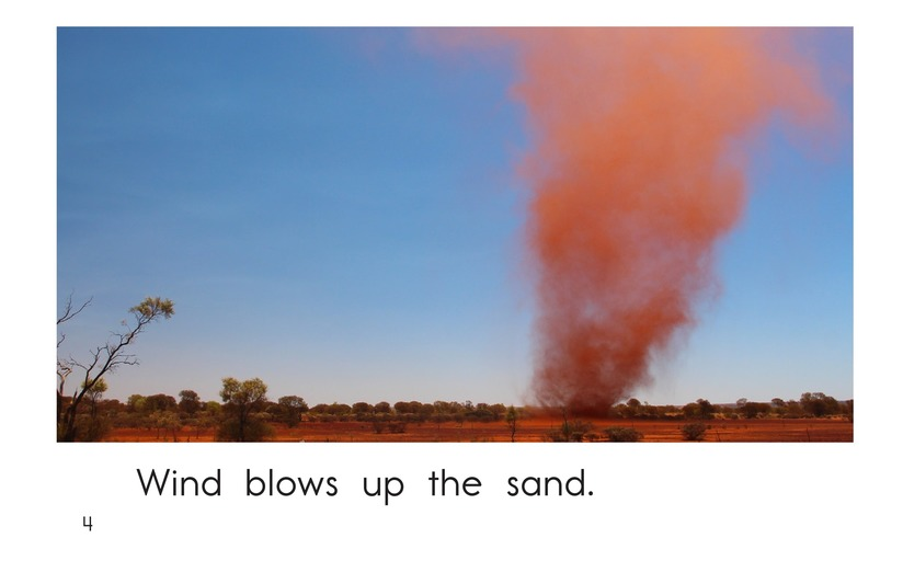 Book Preview For Wind Blows Page 4