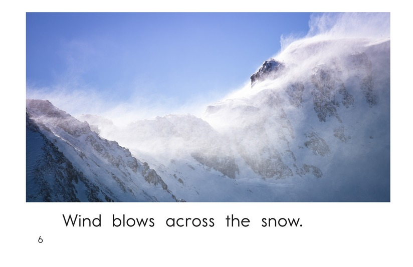 Book Preview For Wind Blows Page 6