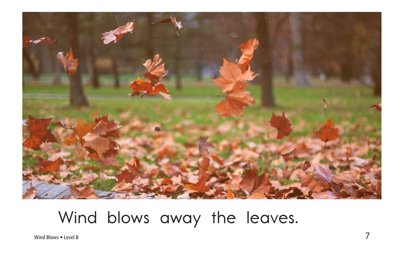 Book Preview For Wind Blows Page 7