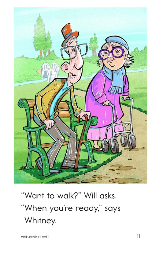 Book Preview For Walk Awhile Page 11