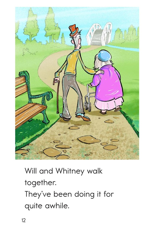 Book Preview For Walk Awhile Page 12