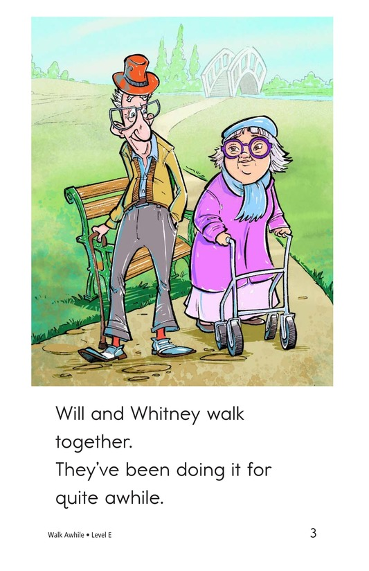 Book Preview For Walk Awhile Page 3