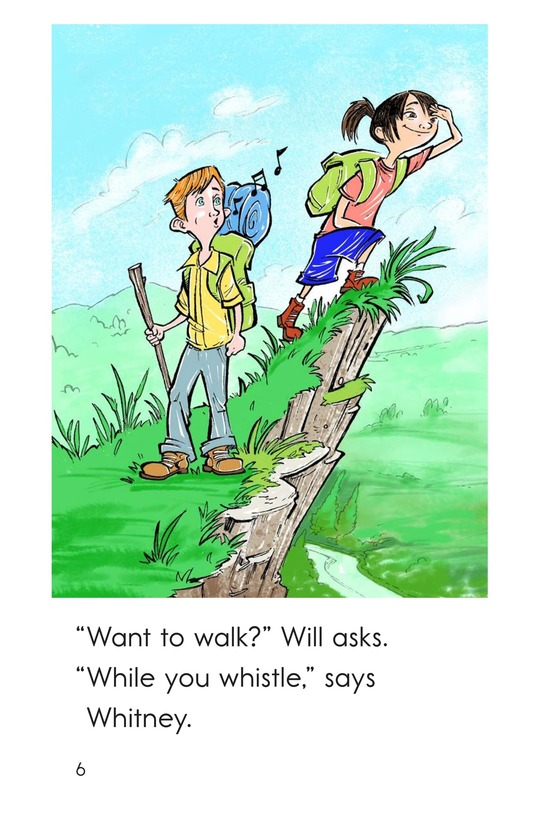 Book Preview For Walk Awhile Page 6