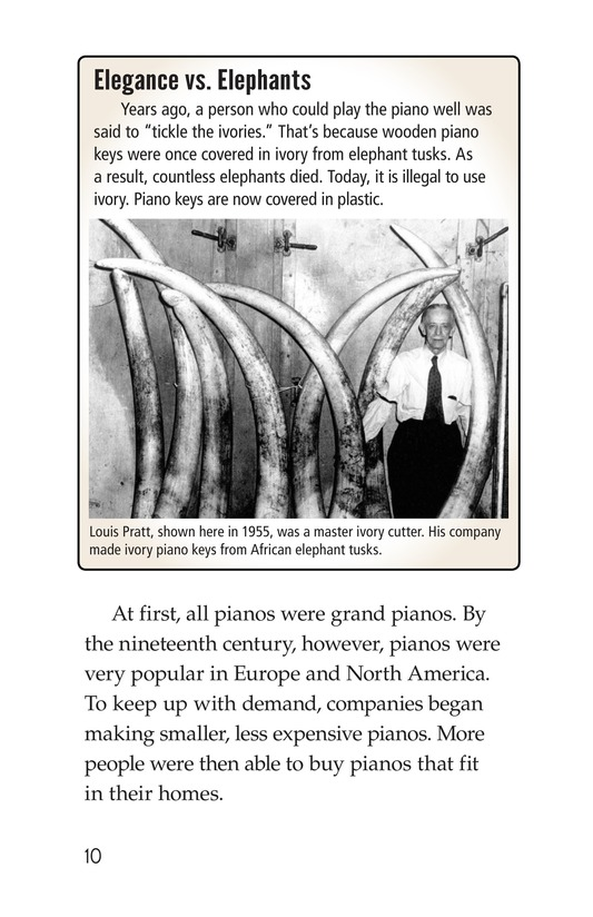 Book Preview For The History of the Piano Page 10