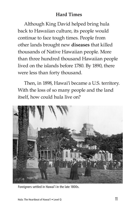 Book Preview For Hula: The Heartbeat of Hawaii Page 11