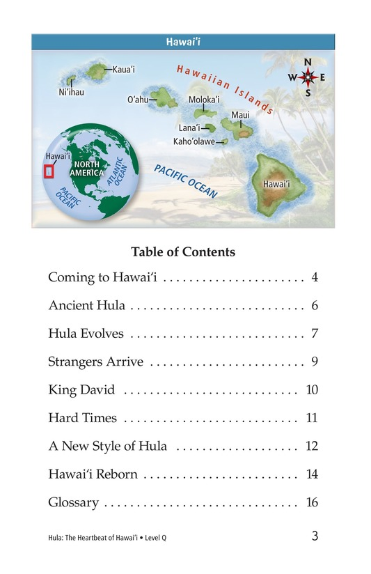 Book Preview For Hula: The Heartbeat of Hawaii Page 3