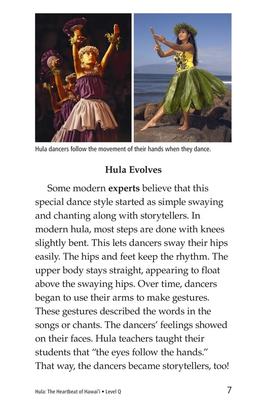 Book Preview For Hula: The Heartbeat of Hawaii Page 7