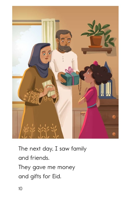 Book Preview For My Eid al-Fitr Page 10