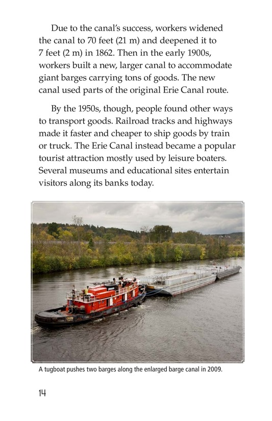 Book Preview For The Erie Canal Page 14