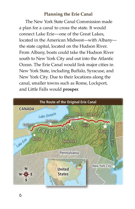 Book Preview For The Erie Canal Page 6
