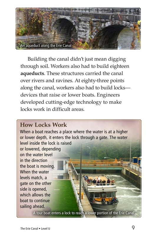 Book Preview For The Erie Canal Page 9