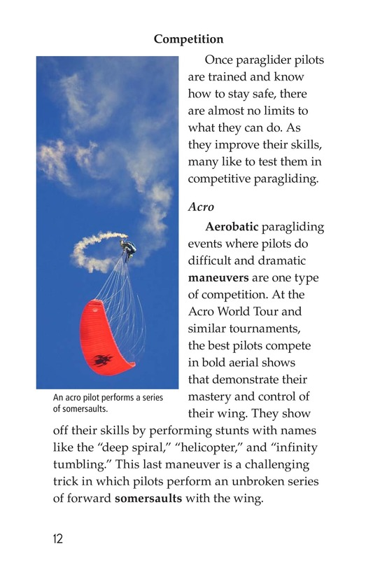 Book Preview For Paragliding Page 12