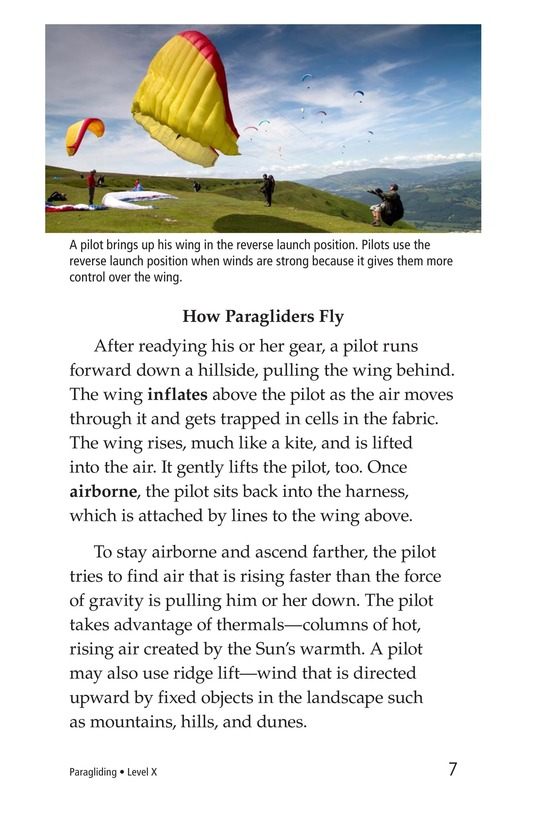 Book Preview For Paragliding Page 7