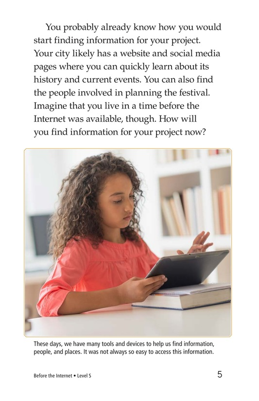 Book Preview For Before the Internet Page 5