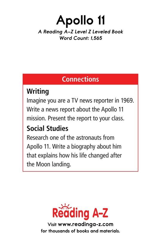 Book Preview For Apollo 11 Page 17
