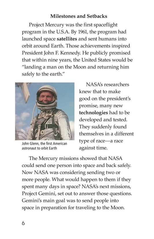 Book Preview For Apollo 11 Page 6