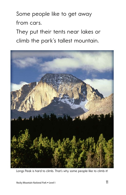 Book Preview For Rocky Mountain National Park Page 11