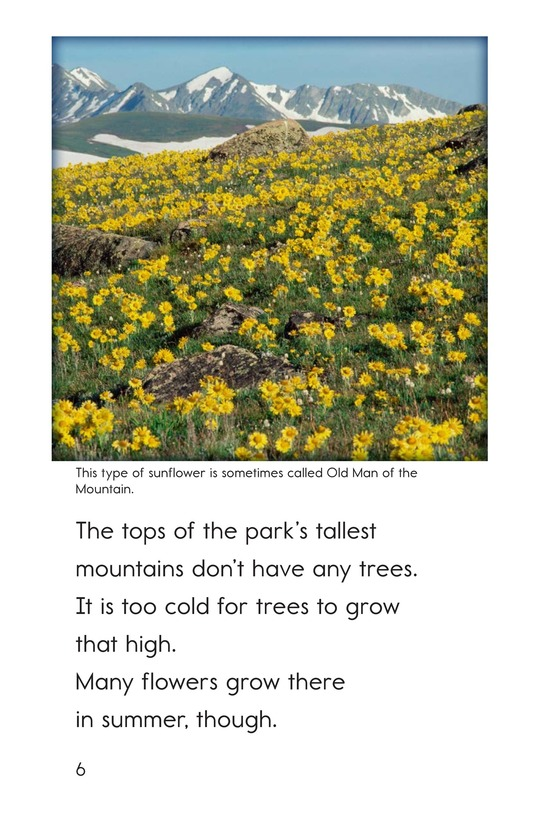 Book Preview For Rocky Mountain National Park Page 6
