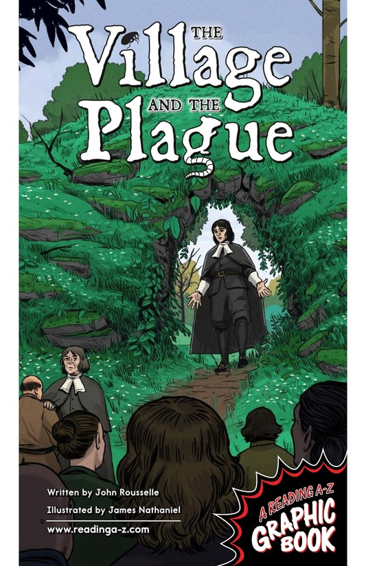 Book Preview For The Village and the Plague Page 1