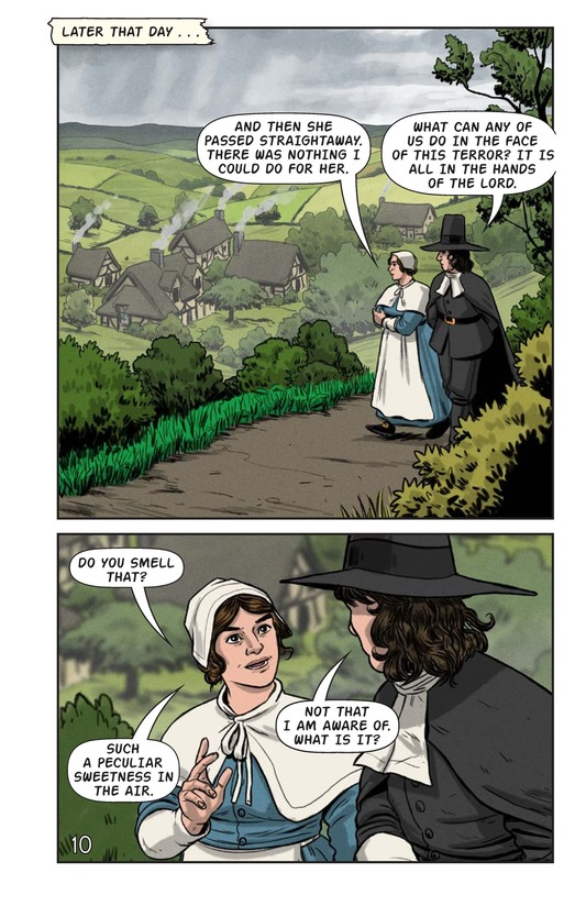 Book Preview For The Village and the Plague Page 11