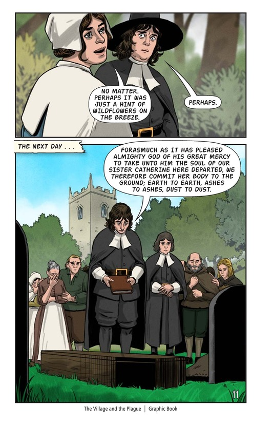 Book Preview For The Village and the Plague Page 12