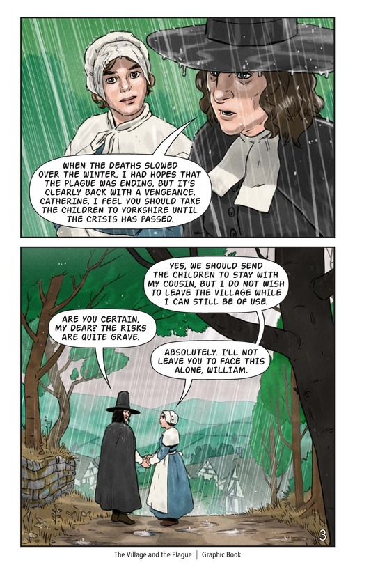 Book Preview For The Village and the Plague Page 4