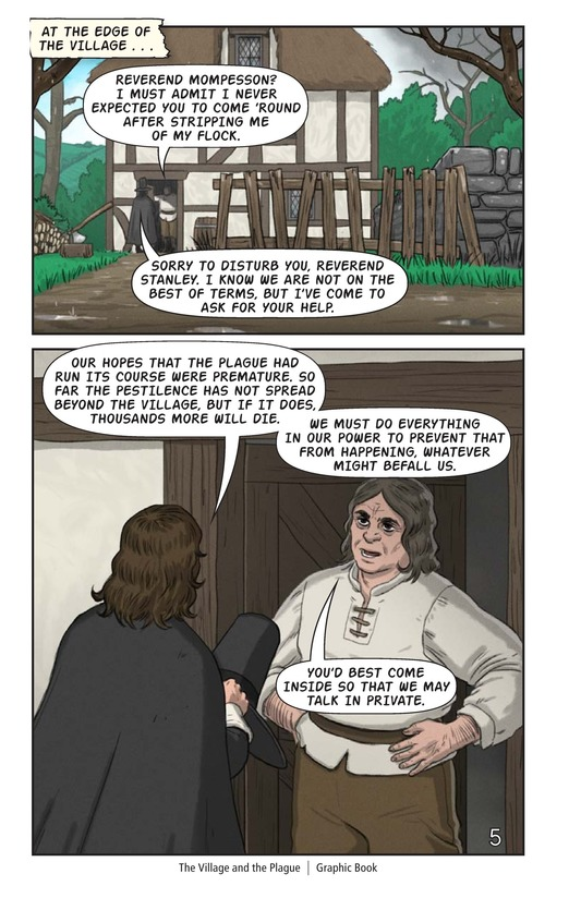 Book Preview For The Village and the Plague Page 6
